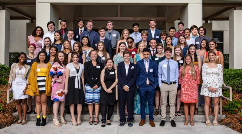 Class of 2019 Awards - Scholarship Foundation of Indian River County